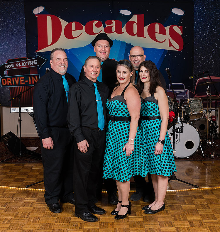 Oldies First Dance Songs: Live Entertainment For Weddings, Corporate